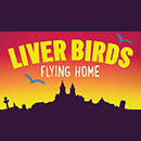 Liver Birds Flying Home
