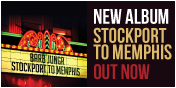 Barb Jungr - Stockport To Memphis - New album out now